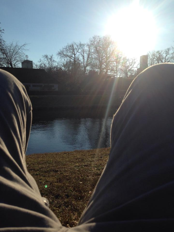 Tiergarten chill