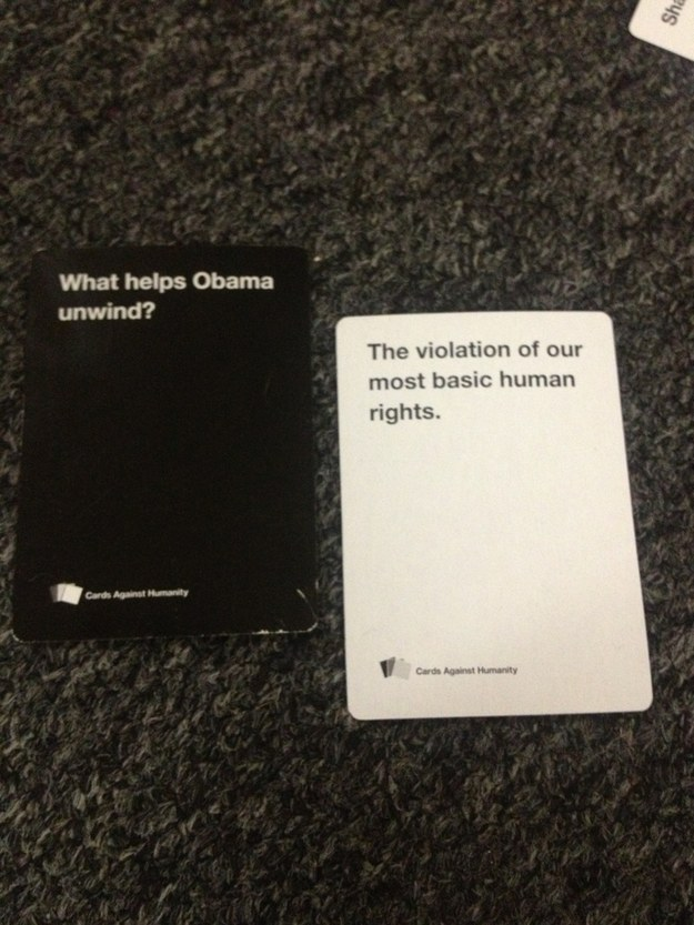 15 of the best cards against humanity combos