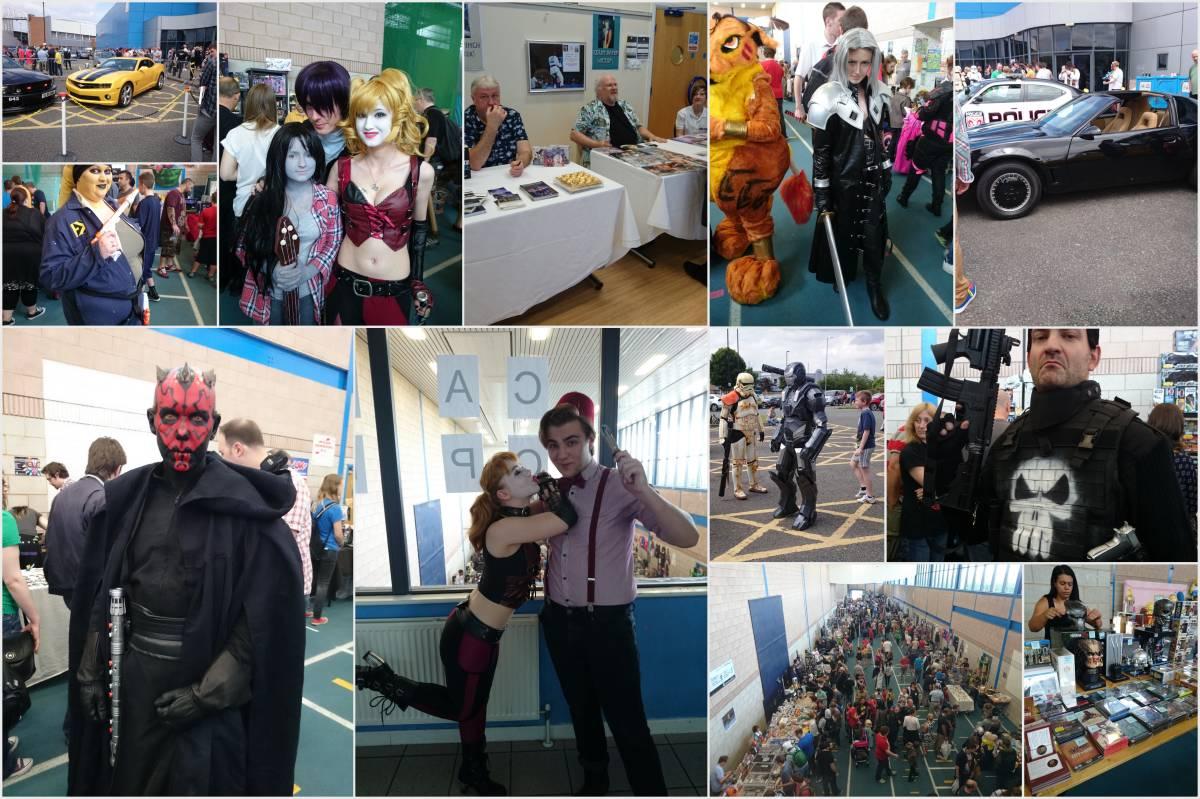 Wigan Comic Con