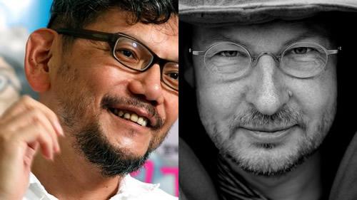 Lars von Trier & Hideaki Anno