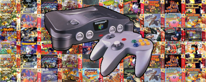 The Best N64 Game Of All Time