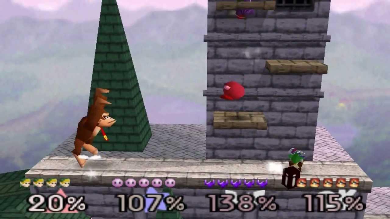 Super Smash 64