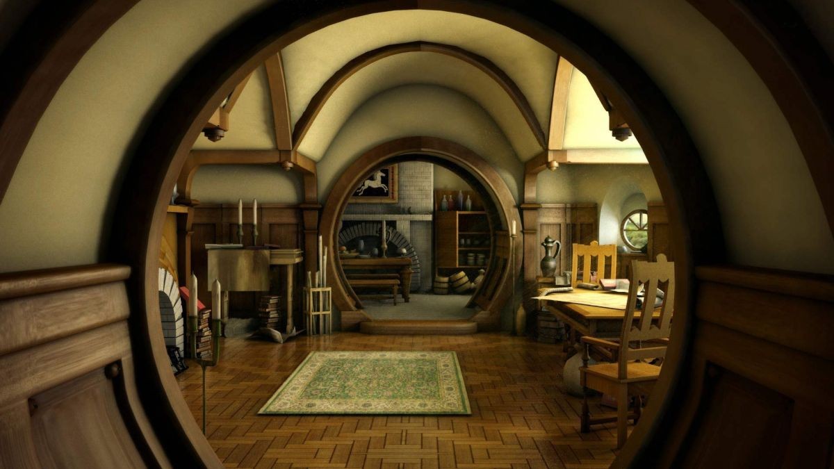 The hobbit the tolkien edit worthwhile recut or empty for Hobbit house images