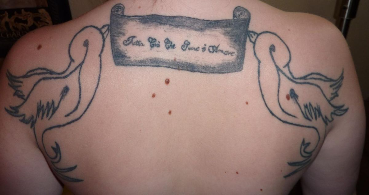 Tattoo Removal Now Possible With Just A Topical Cream