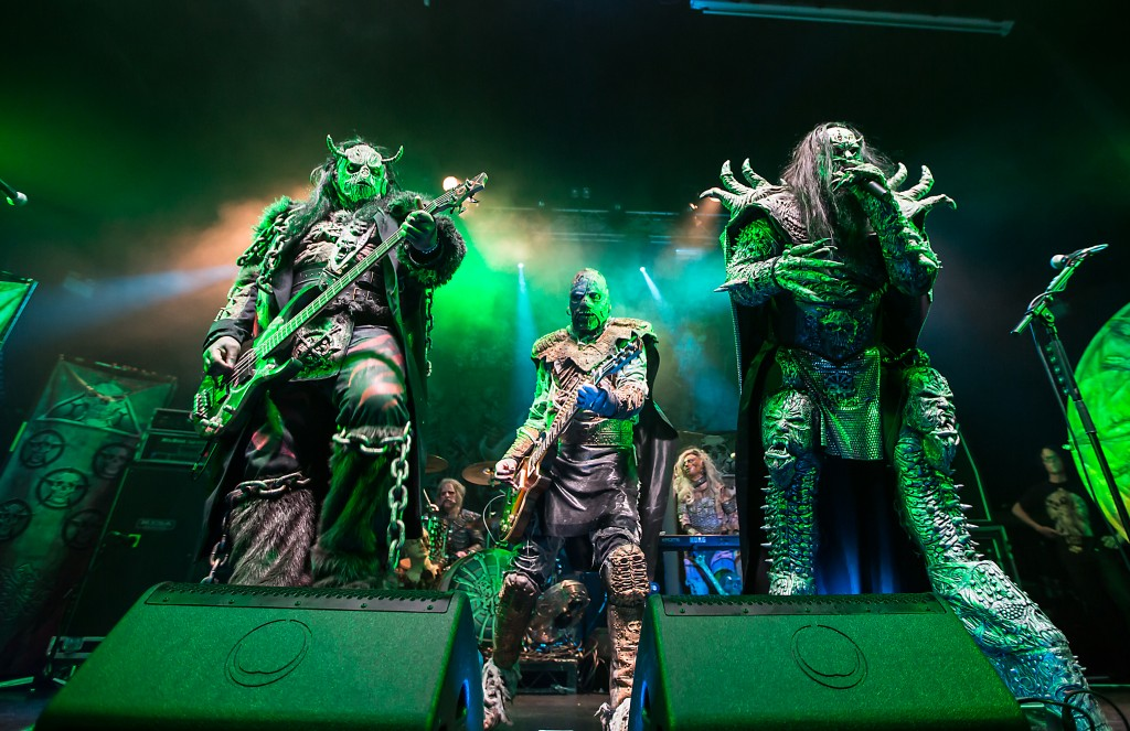 review lordi the live rooms chester cultured vultures