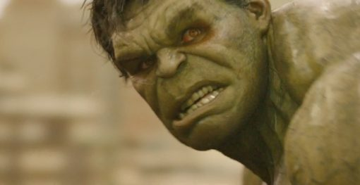 Hulk in ultron