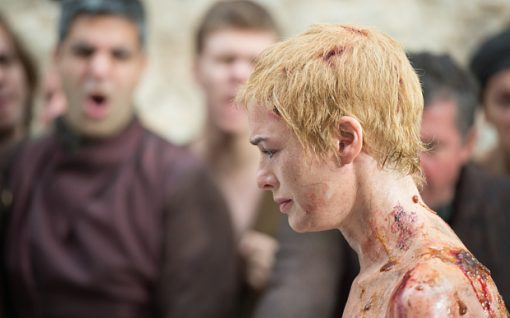 The guys behind  Cersei were furious when they found out it was all CGI.