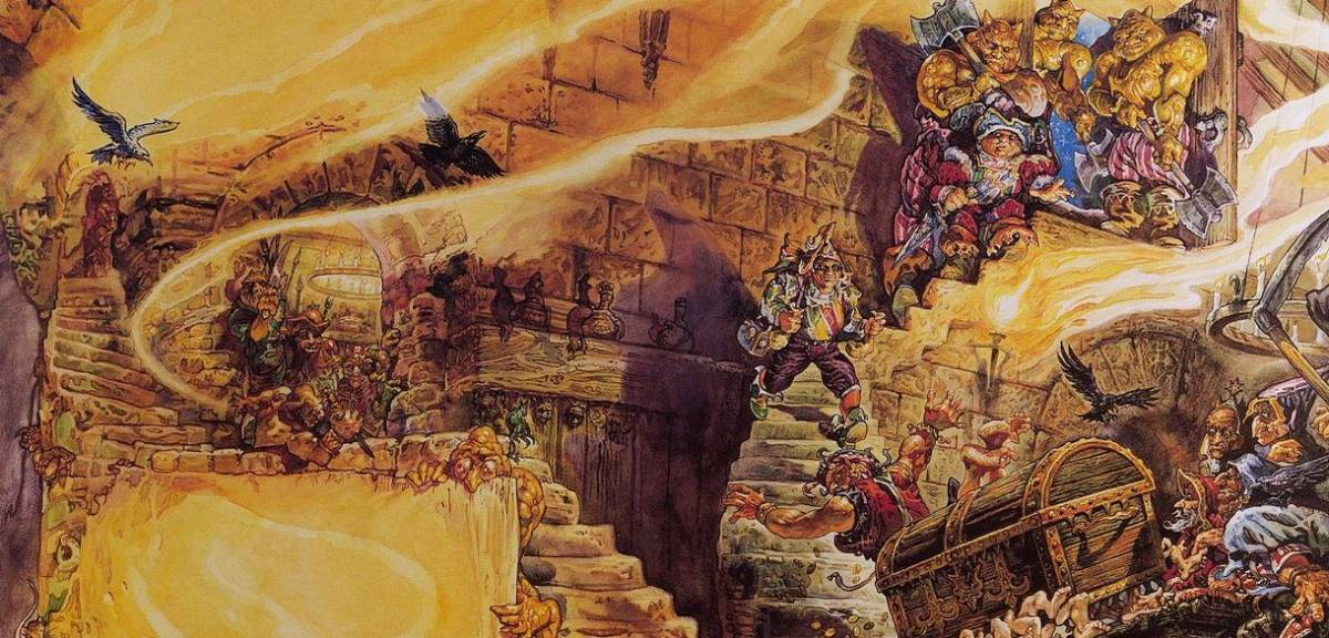 Discworld Discussions: The Colour of Magic (1983)