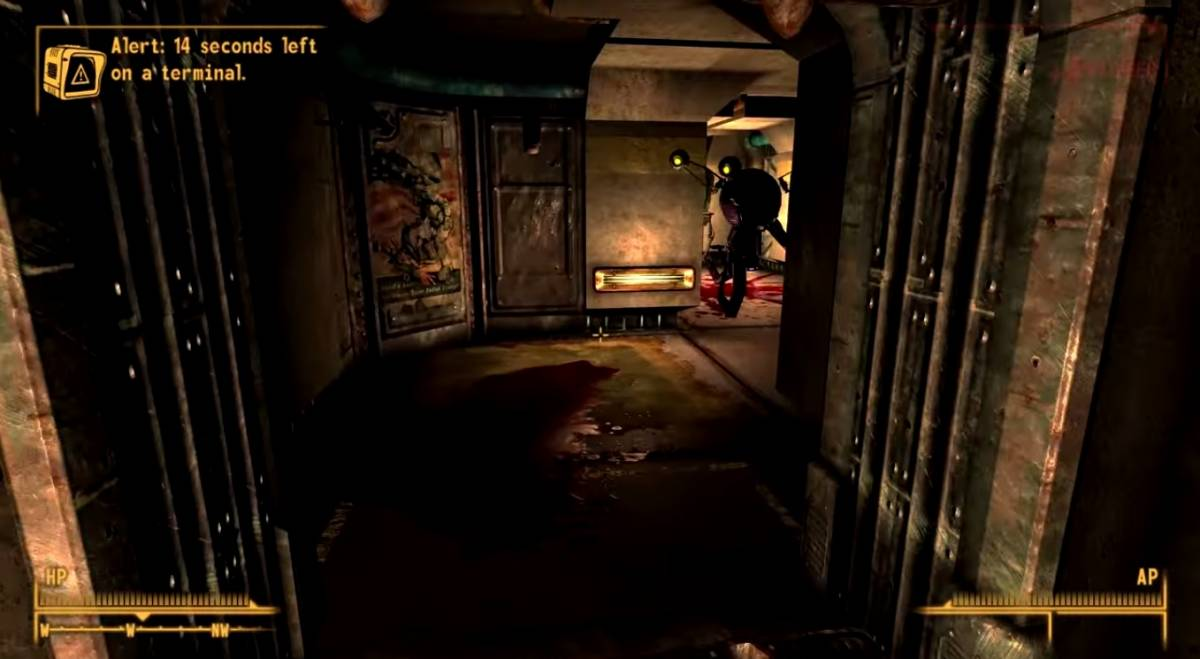 fallout meets five nights at freddy s in this chilling mod