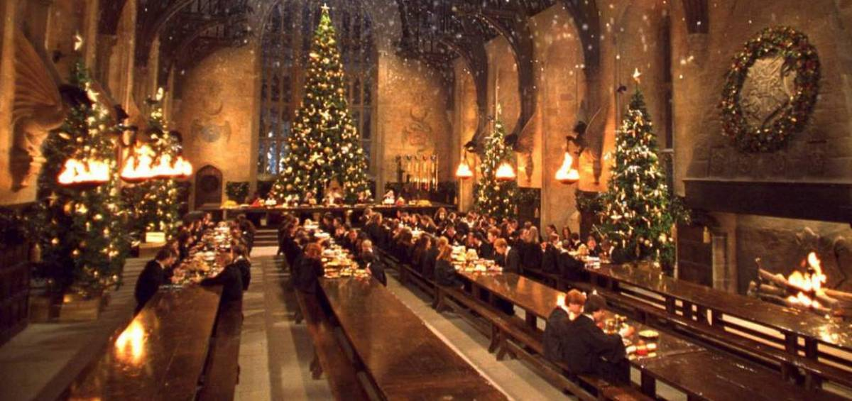 Harry Potter Great Hall