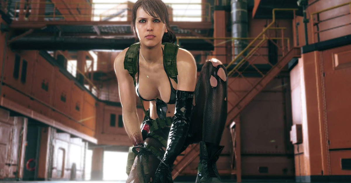 Metal Gear Solid V Quiet
