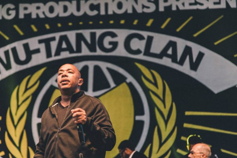 Wu Tang Clan at Riot Fest 2015