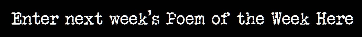 Cultured Vultures Poem of the Week