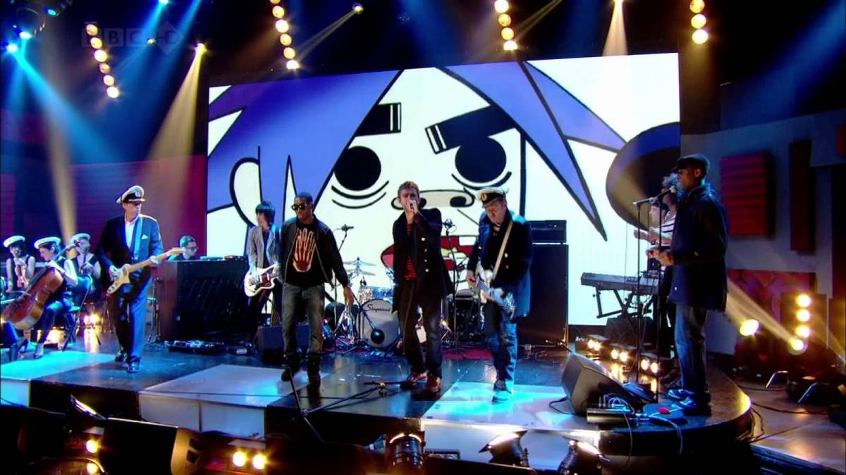 Gorillaz Band Members – HD Wallpapers