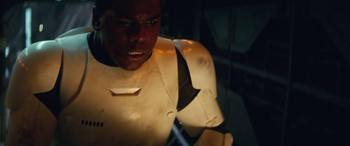 Finn The Force Awakens