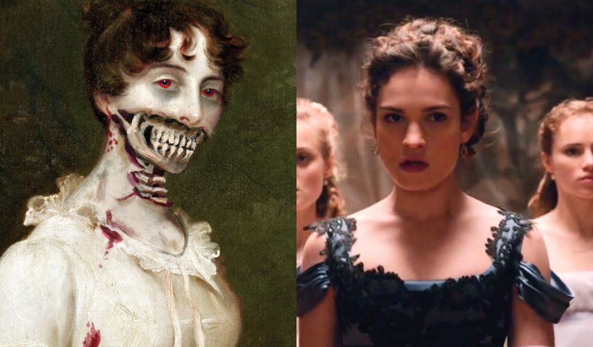pride and prejudice and zombies book report This mash-up combines jane austen's novel with face-eating zombies, and the story comes roaring to life on screen in this incarnation of pride and prejudice, elizabeth bennet (lily james) is not just an opinionated, gown-wearing ingenue.
