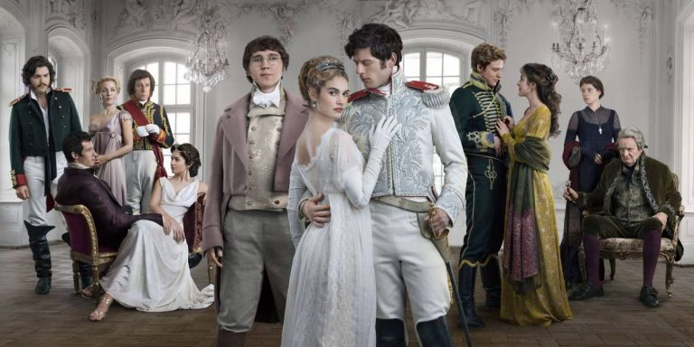 The cast of War and Peace