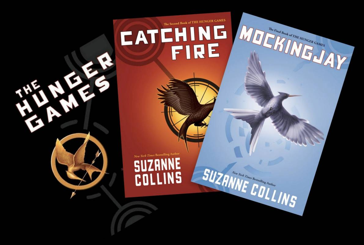 The Hunger Games by Suzanne Collins (PDF)