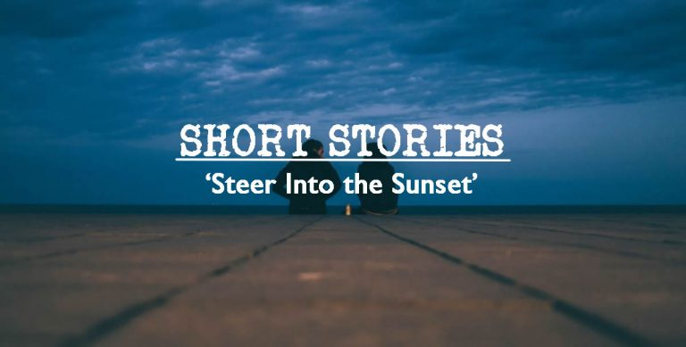 Short Stories steer Into the Sunset