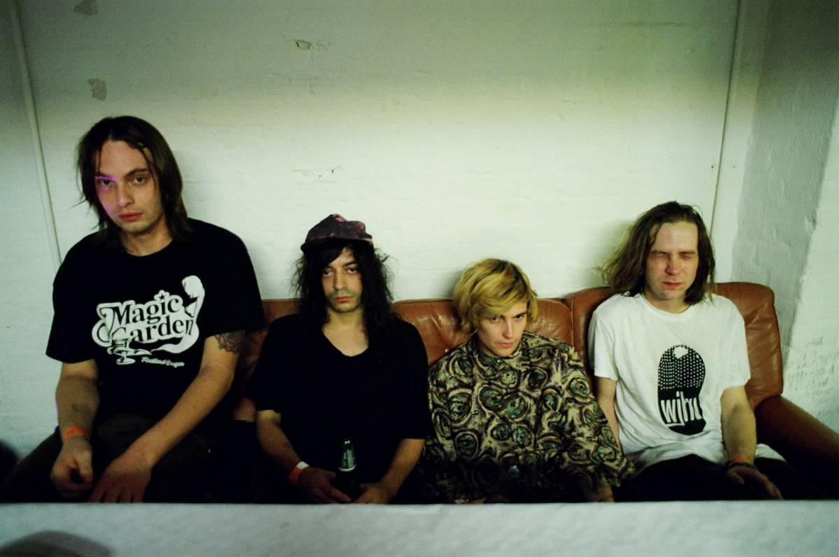 diiv band photo