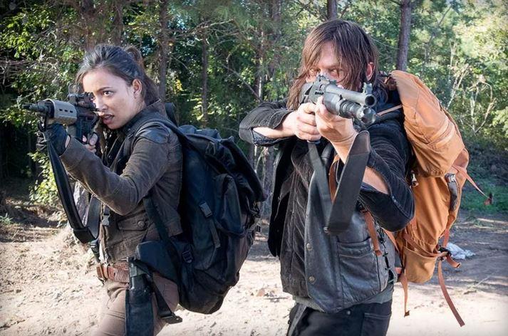 The Walking Dead Twice as Far
