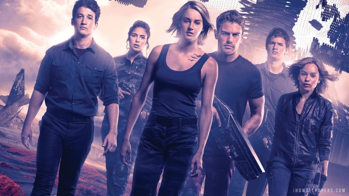 Image of The Divergent series