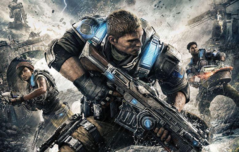 gears of war trailer music: