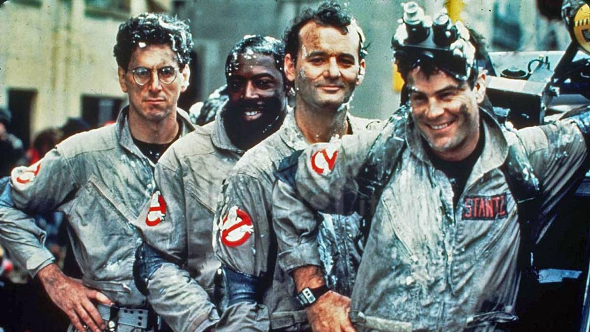 The original Ghostbusters