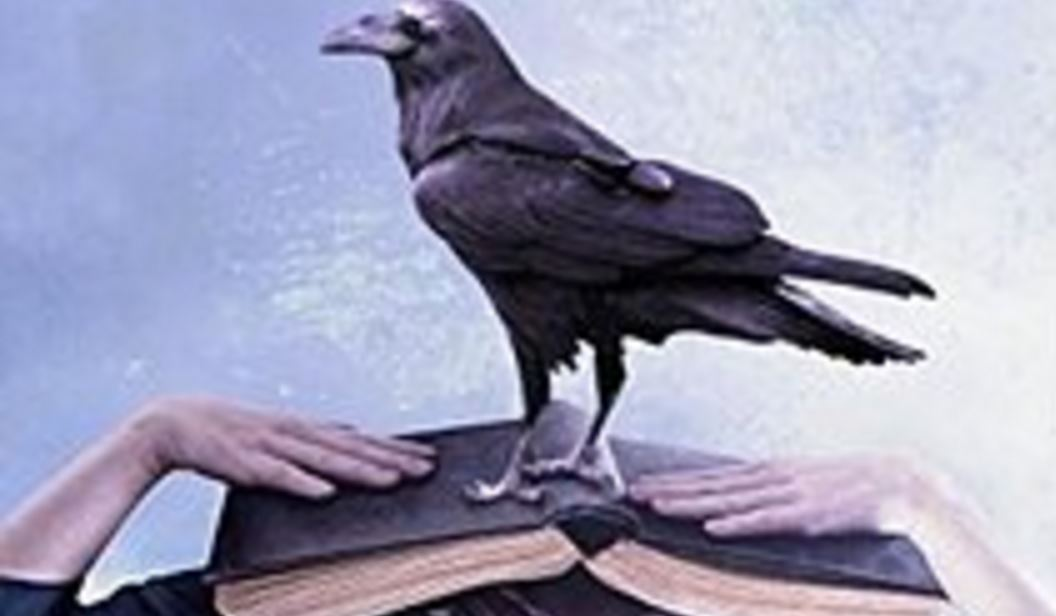 Ravens and desks book