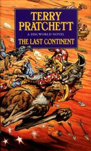 The Last Continent book