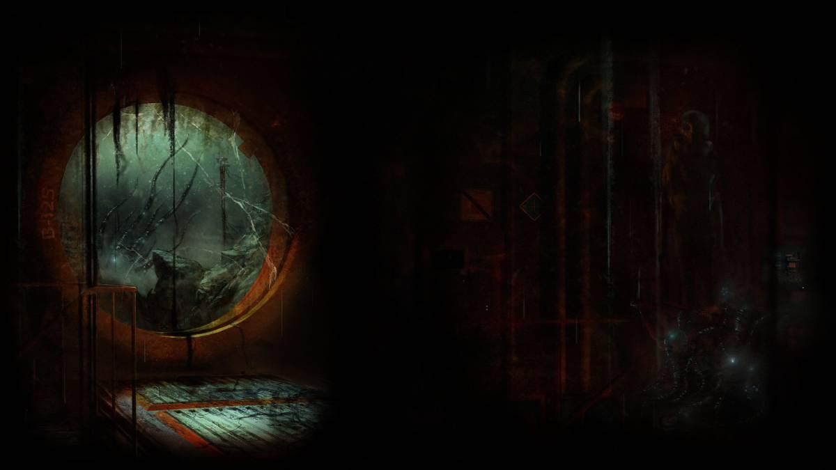 SOMA Horror Game Background Wallpaper