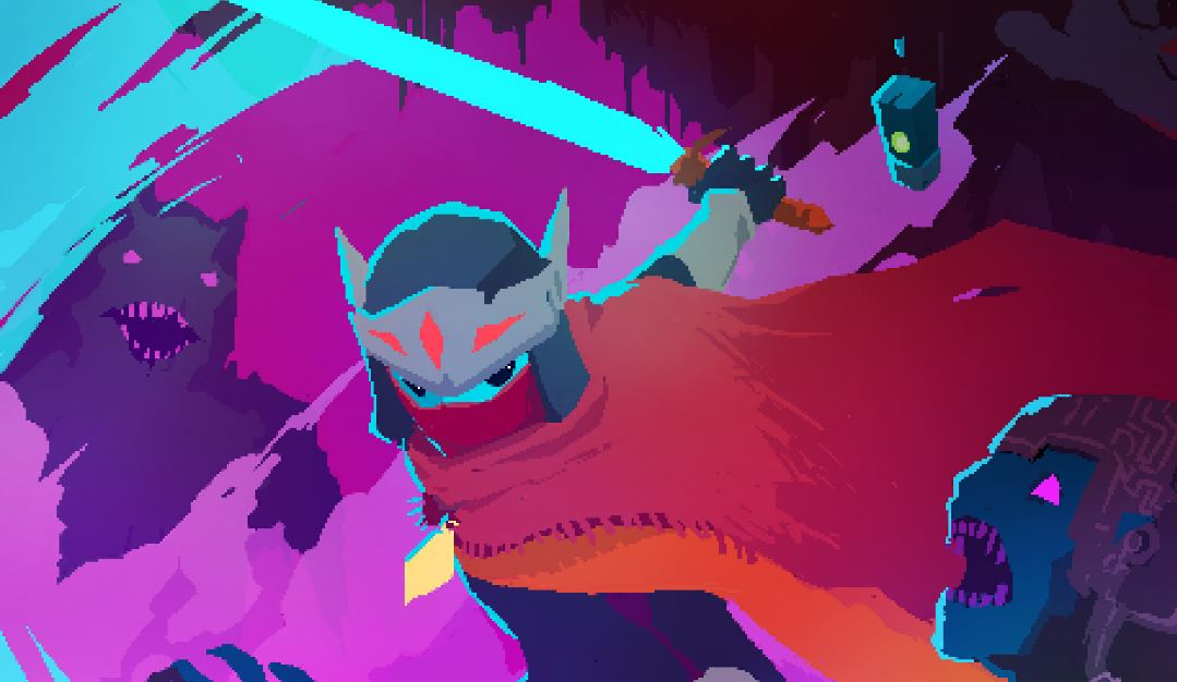 Hyper Light Drifter | Best Switch Indie Games