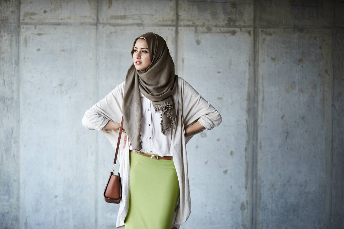 living with the hijab