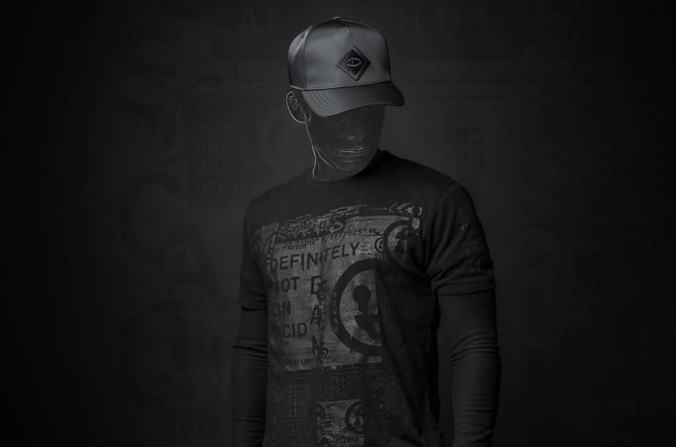 DAMASCUS APPAREL BLACK ACID ( Limited Edition )