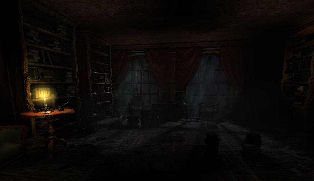Amnesia Dark Descent