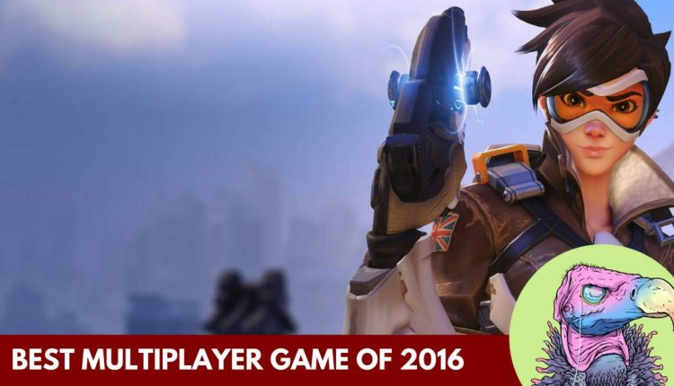 Best multiplayer game of 2016