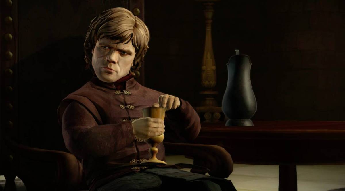 Tyrion Game of Thrones game