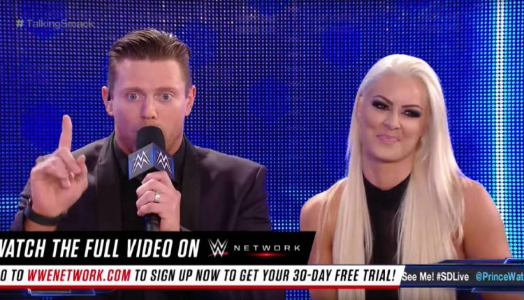 Miz and Maryse