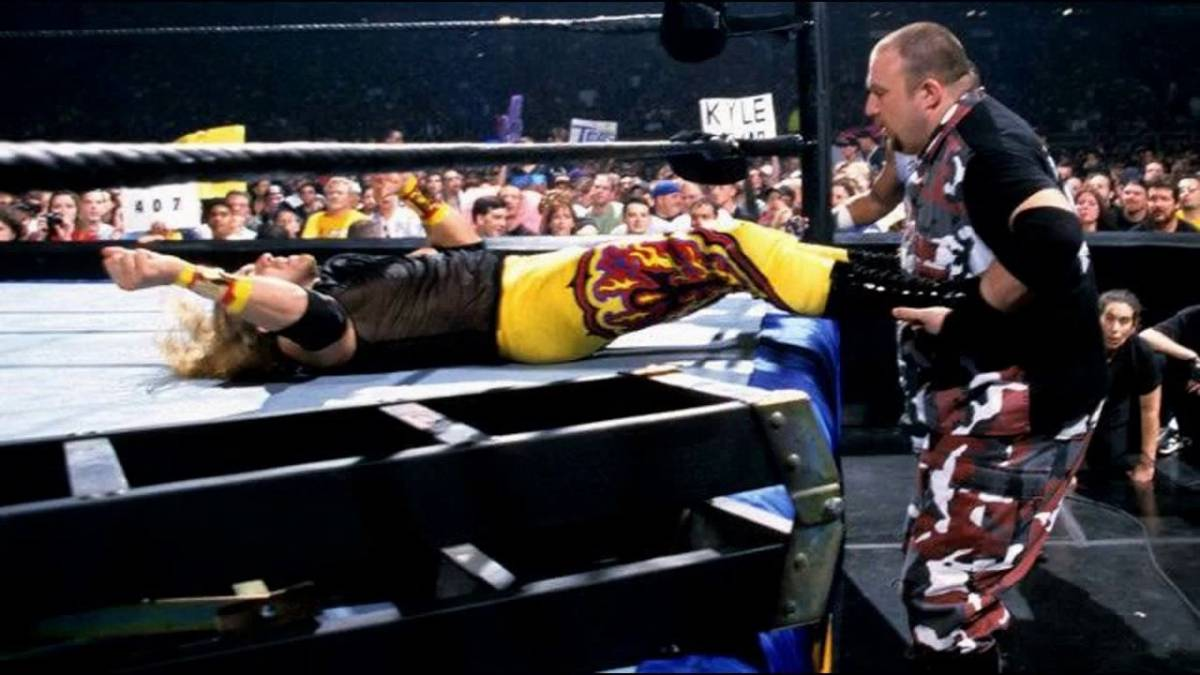 Bubba Ray Dudley and Christian