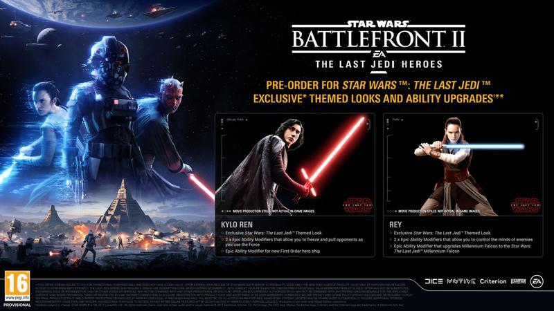 The Last Jedi Battlefront 2