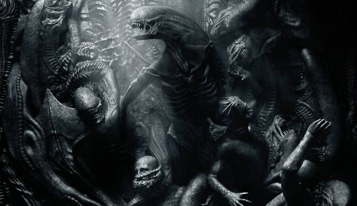 Alien: Covenant release poster