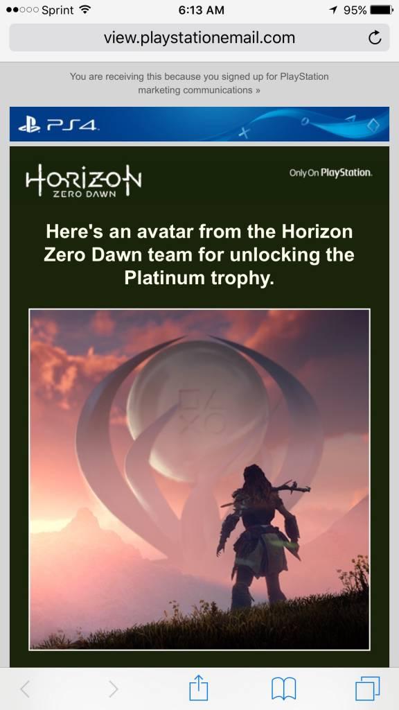 Horizon Platinum