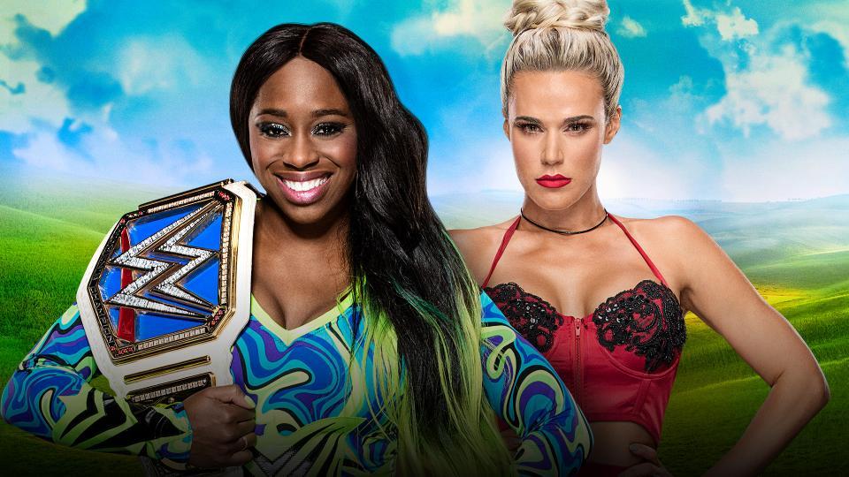 Naomi vs. Lana