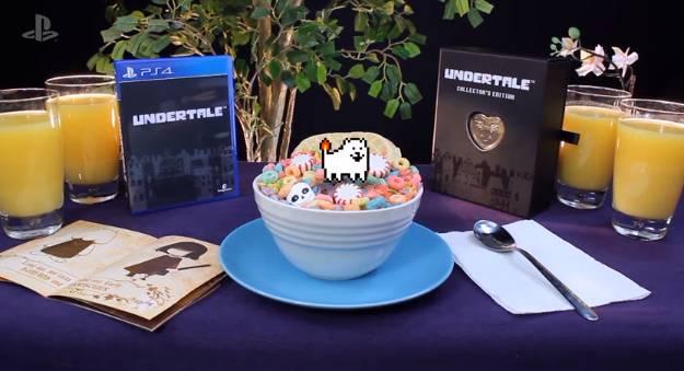 Undertale PS4 Vita