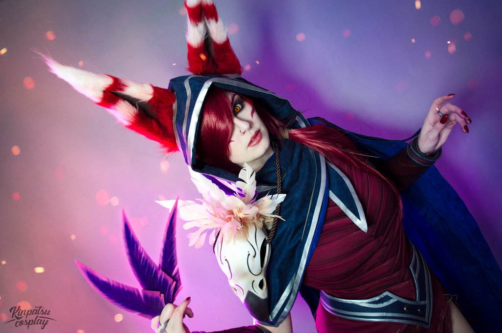 15 Diamond Ranking League of Legends Cosplays   Cultured
