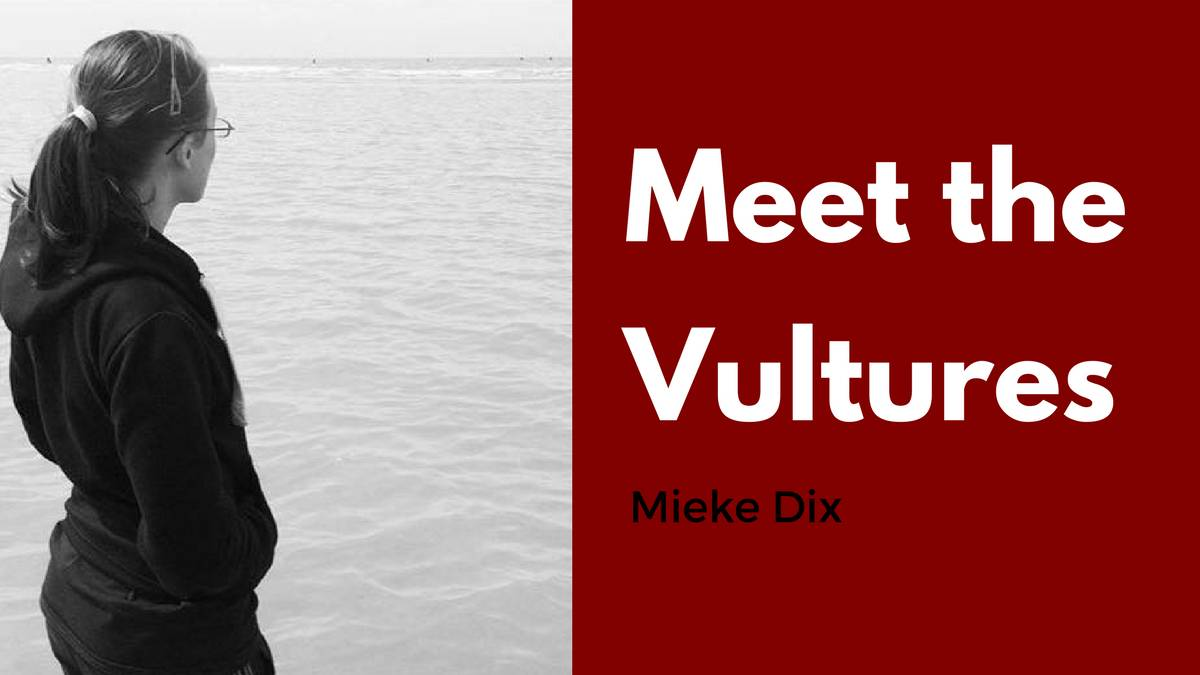 Mieke Dix Meet the Vultures