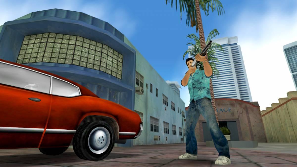 GTA Vice City Xbox