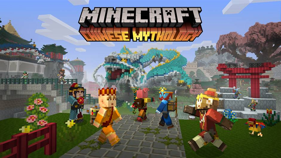 Image of Minecraft Chinese Mythology DLC, composed by Gareth Coker