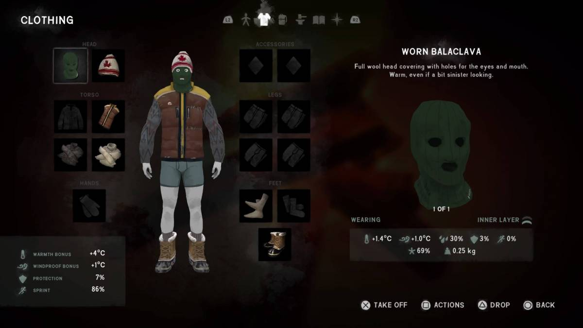 the long dark ps4 review this is how survival games should be. Black Bedroom Furniture Sets. Home Design Ideas