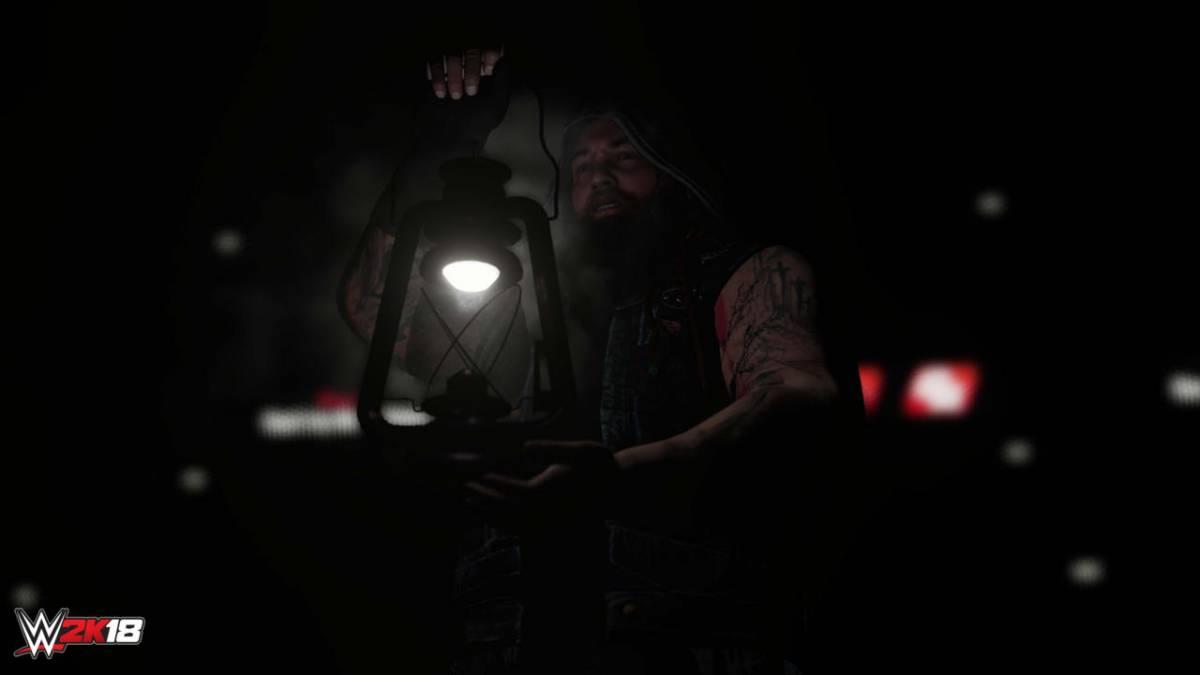 WWE 2K18 Bray Wyatt